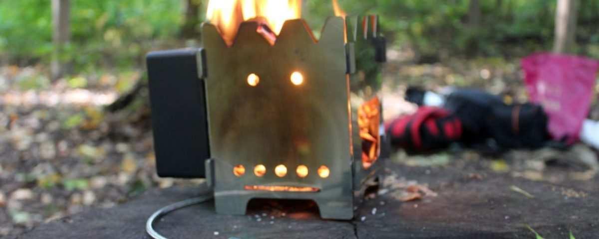 Портативный теплоэлектрогенератор
