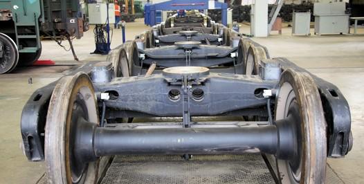 Производство колесных пар